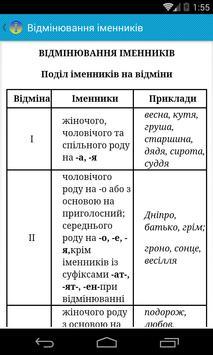 Український правопис apk screenshot