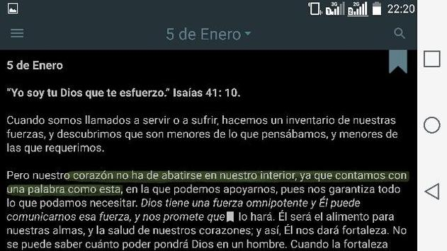 Devocional Diario apk screenshot
