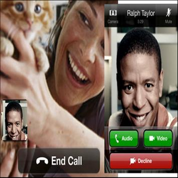 Free Call Face Time Guide apk screenshot
