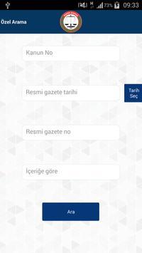 Mersin Barosu apk screenshot