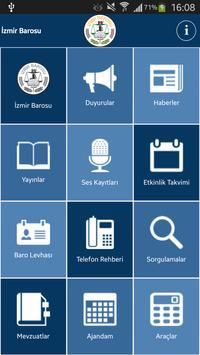 İzmir Barosu poster