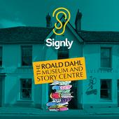 Signly Roald Dahl icon