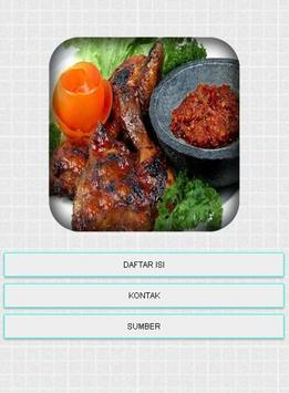 Resep Ayam Enak poster