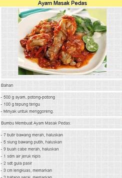 Resep Ayam Enak apk screenshot