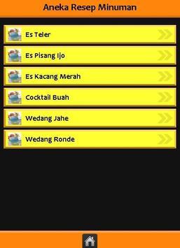 Resep Pilihan apk screenshot