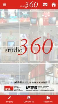 Studio360 poster