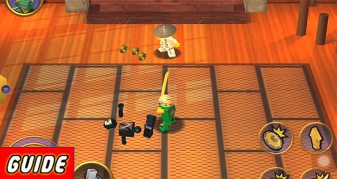 Guide LEGO Ninjago Tournament poster