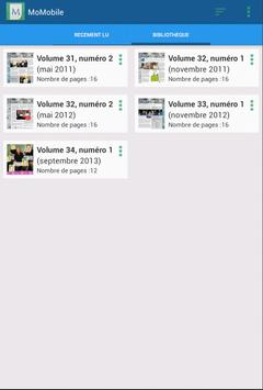 MoMobile apk screenshot