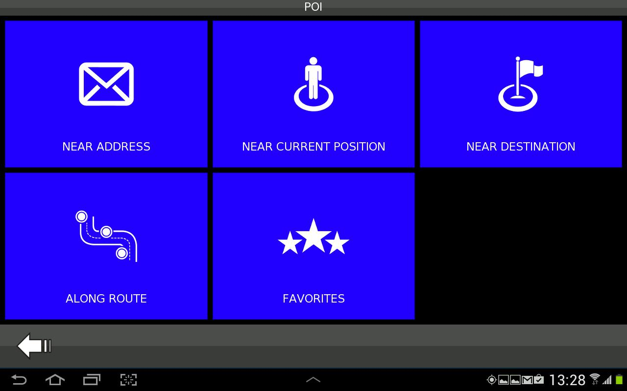 Navteq android apk