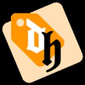 dh2Books eBook Reader icon