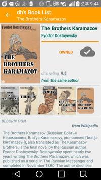 dh2Books eBook Reader apk screenshot