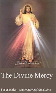 Divine Mercy Prayers poster