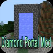 Diamond Portal Mod for MCPE icon