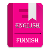 English To Finnish Dictionary icon