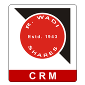 R. Wadiwala CRM icon