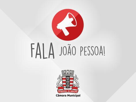 Fala João Pessoa! apk screenshot