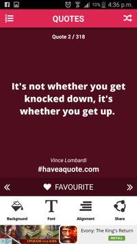 Free Attitude Quotes poster