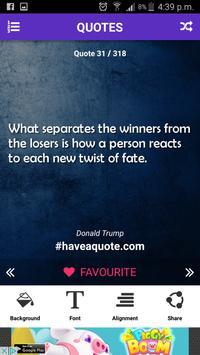 Free Attitude Quotes apk screenshot