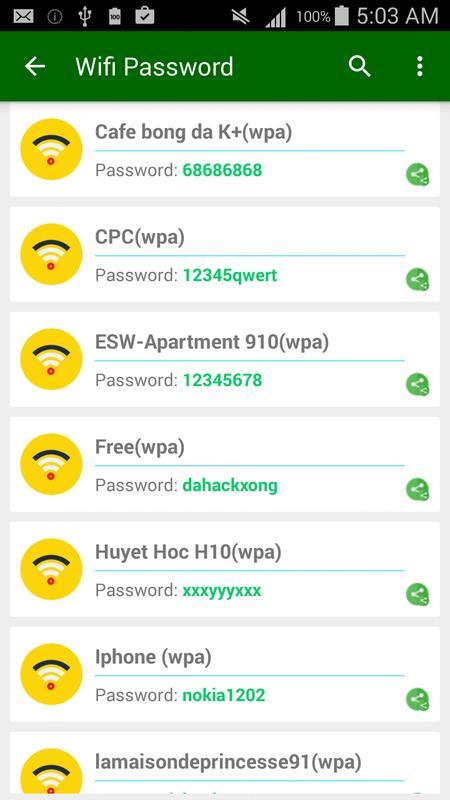 Wifi Password Root Apk Download Free Tools App For