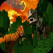 Dino Craft Minecraft icon