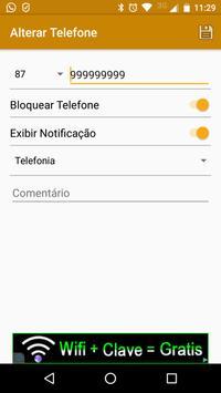 Quem chama - LigAlerta apk screenshot
