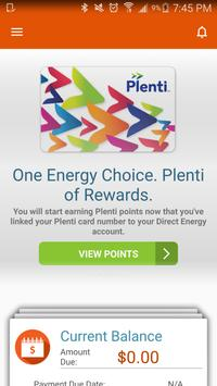 Direct Energy Account Manager apk screenshot