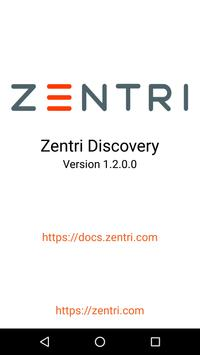 Zentri Discovery poster