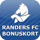 Randers FC Bonuskort icon