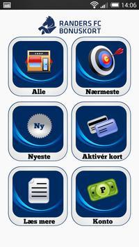 Randers FC Bonuskort apk screenshot