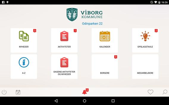 Viborg Kommune apk screenshot