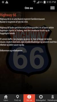 Highway66 apk screenshot
