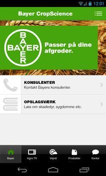Bayer Agro App poster