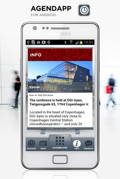 AGENDAPP apk screenshot