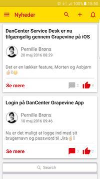 DC Grapevine apk screenshot