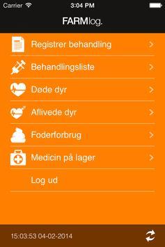 FarmLog apk screenshot