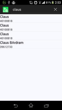 Plus2 Ordre apk screenshot