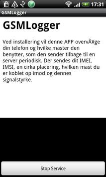 GSMLogger apk screenshot