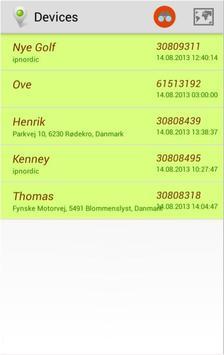 TurboTrack by ipnordic apk screenshot