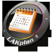 LAKplan GO icon