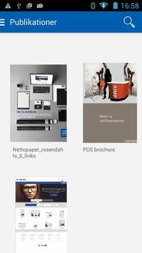 Rosendahls Publishing App poster