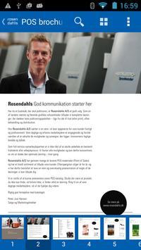 Rosendahls Publishing App apk screenshot