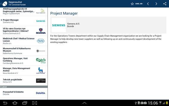 StepStone Karrierejob apk screenshot