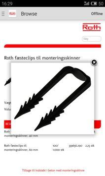 Roth Håndbogen apk screenshot