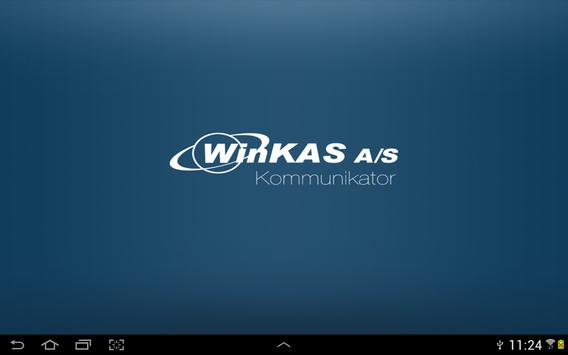 WinKAS Kommunikator apk screenshot