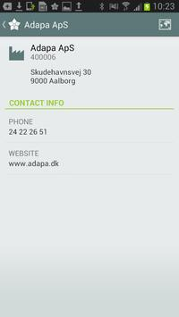 TimeLog Tracker apk screenshot