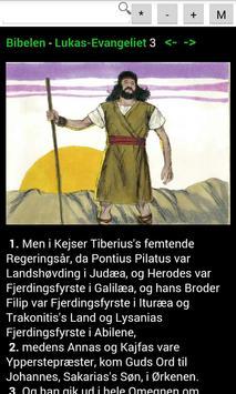 Bibelen apk screenshot