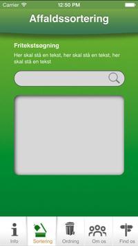 AffaldGenbrug Vejle apk screenshot