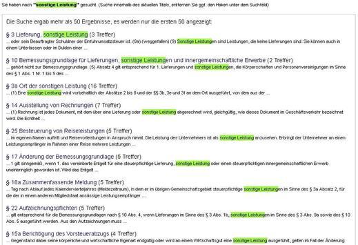 Gesetze apk screenshot