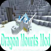 Dragon Mounts Mod for MCPE icon