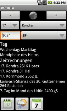 DSA Reise apk screenshot